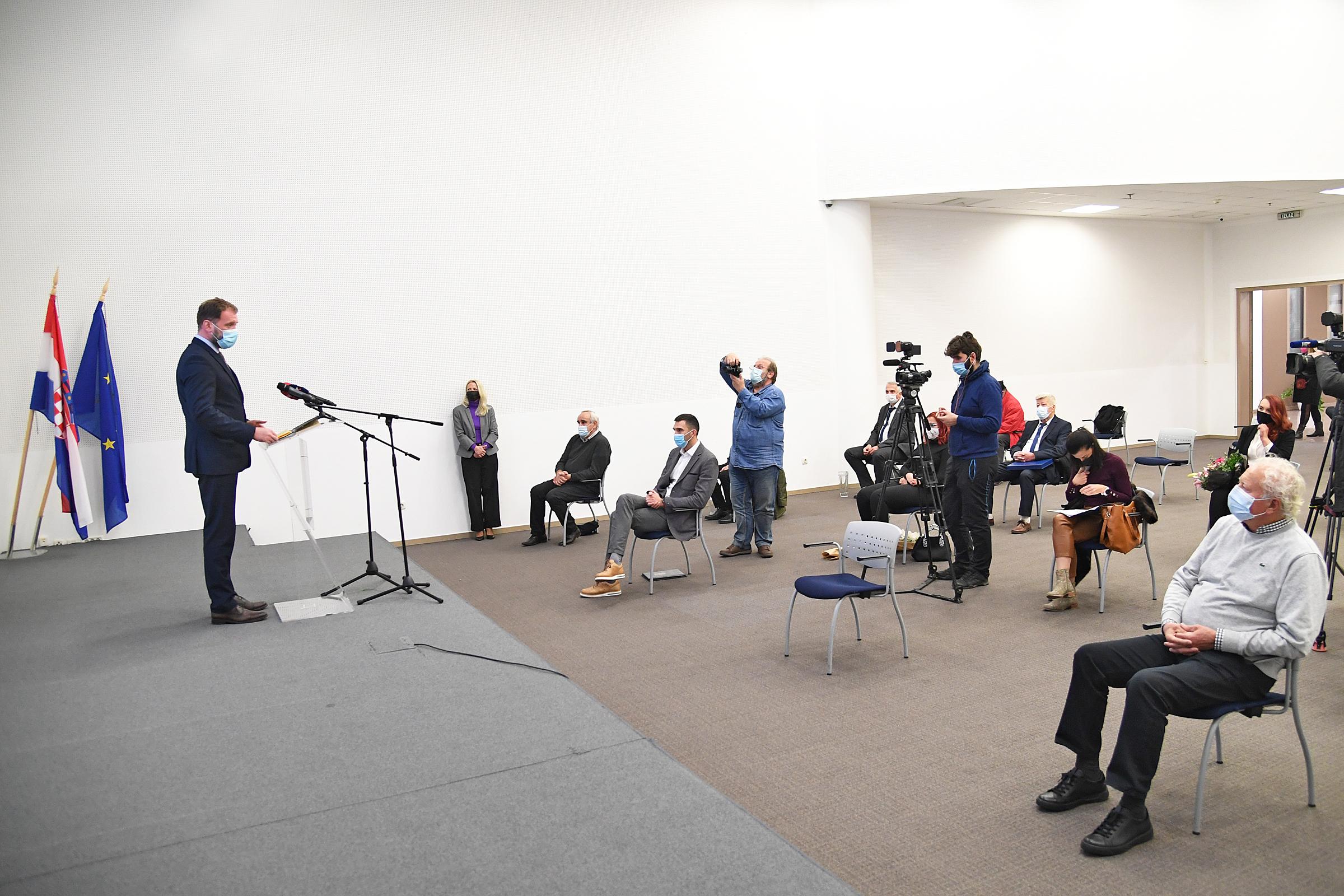 Ministar Banožić s najboljim strijelcima Hrvatske za 2019.