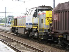Mouscron: La gare de Mouscron (Hainaut) - Photo of Neuville-en-Ferrain