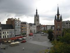 Kortrijk: Grote Markt (West-Vlaanderen)