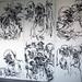 2009.01-2009.12[10] Shanghai Sanlintang Studio Pastel on paper 上海三林塘工作室 纸上炭精条-70