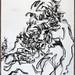 2009.01-2009.12[10] Shanghai Sanlintang Studio Pastel on paper 上海三林塘工作室 纸上炭精条-79