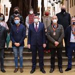 26-11-2020 Declaració  Institucional.Manises, ciutat valenciana de la ceràmica.