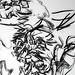 2009.01-2009.12[10] Shanghai Sanlintang Studio Pastel on paper 上海三林塘工作室 纸上炭精条-78