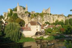 3430 Le château d'Angles-sur-l'Anglin