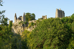 3434 Le château d'Angles-sur-l'Anglin