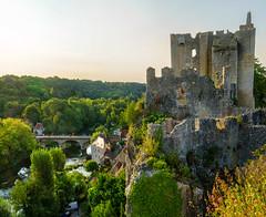 3442 Le château d'Angles-sur-l'Anglin