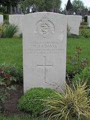Tournai: Tournai Communal Cemetery Allied Extension (Hainaut)
