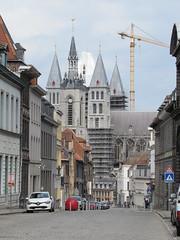 Tournai: Rue Saint-Martin (Hainaut)