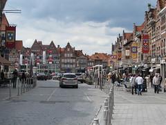 Tournai: Grand Place (Hainaut)