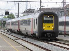 Tournai: Gare de Tournai (Hainaut)