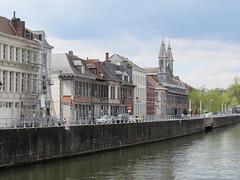 Tournai: L'Escaut (Hainaut)