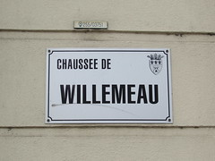 Tournai: Chausée de Willemeau (Hainaut)