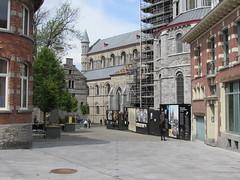 Tournai: Cathédrale Notre-Dame de Tournai (Hainaut)