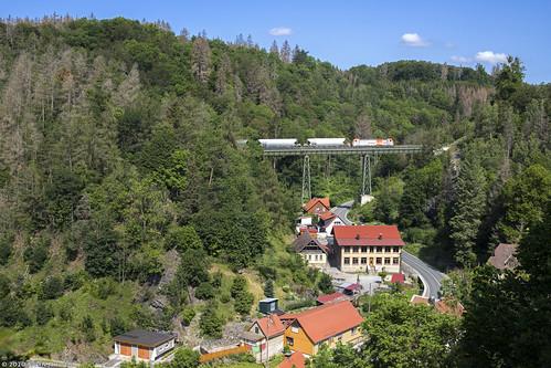 HVLE 185 641, Rübeland-Neuwerk (D)