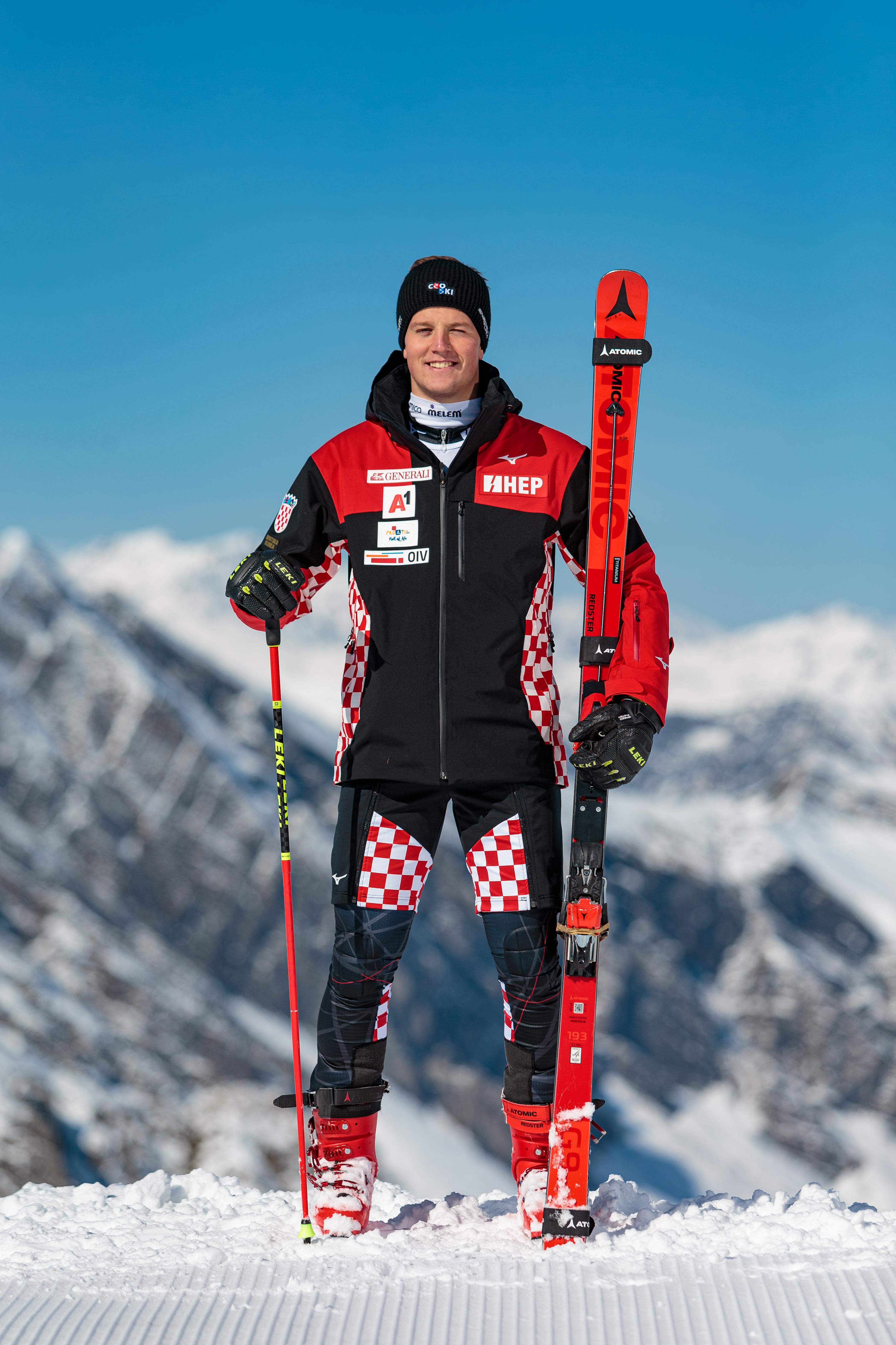 Elisa Kolega Alpski skijaš pripadnik Vrhunskih sportaša u HV