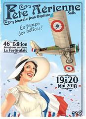 2018.05 FRANCE - CERNY - Exposition statique