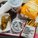 KFC 골드문버거 박스, Colonel Gold-moon Burger