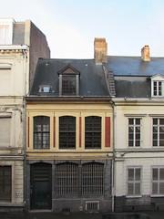 Lille: Rue de Courtrai (Nord)