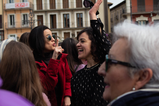 Photo:Mujeres felices 2 By Silvia R Galindo
