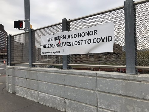 220,000+ lives lost to Covid