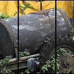 Farm machinery1  by Raymond Poulter