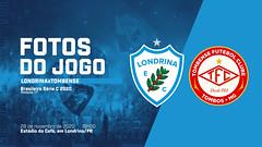 28-11-2020: Londrina x Tombense