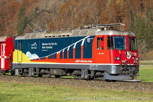 Rhätische Bahn (RhB), 620 : RhB Club