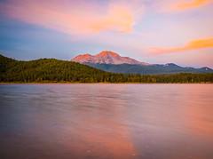 Mount Shasta Autumn Sunset Fine Art Landscape Nature Photography! Elliot McGucken Master Medium Format Nature Photographer Fuji GFX 100 & FUJIFILM GF FUJINON R LM WR Lens!
