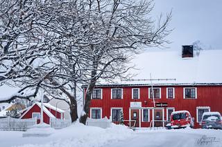 Winter in Henningsvaer
