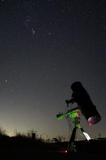 Orion Optics UK AG12 First Light November 2020