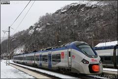 Alstom Régiolis – SNCF (Société Nationale des Chemins de fer Français) / Occitanie Pyrénées-Méditerranée n°83535