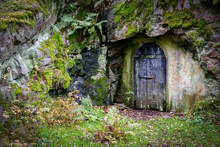 The secret bunker