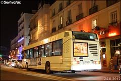 Heuliez Bus GX 317 – Keolis Tours / Fil Bleu n°177