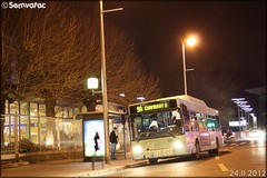 Heuliez Bus GX 317 GPL – Keolis Tours / Fil Bleu n°557