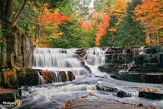 Quartzite Falls-Autmn 2020