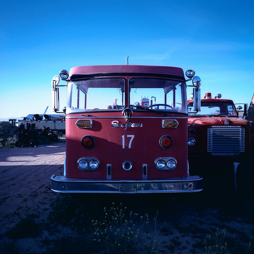 truck 17 (xpro). mojave desert, ca. 2011.