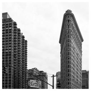 New York / Flat iron buliding