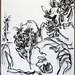 2009.01-2009.12[10] Shanghai Sanlintang Studio Pastel on paper 上海三林塘工作室 纸上炭精条-89