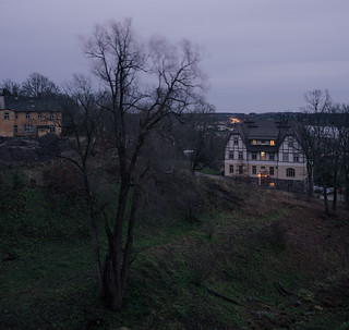 Viljandi, Estonia, November 2020