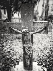 Crosses in Churches Cemeteries and Graveyards