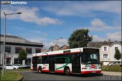 Heuliez Bus GX 317 – TPC (Transports Publics du Choletais) / CholetBus n°78