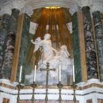 Santa Maria della Vittoria Church, Rome:  Bernini's  St Teresa in Ecstasy, 1652 - https://www.flickr.com/people/133320179@N02/