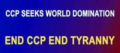 6' CCP Seeks World Domination