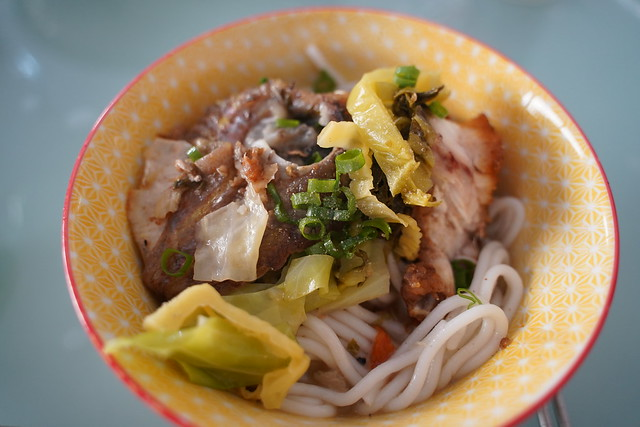 Photo:Aunt Lee Geok's fish head noodle soup By avlxyz