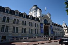 The Palais Lumiere, Evian-les-Bains