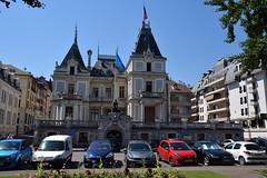 The Hotel de Ville, Evian-les-Bains
