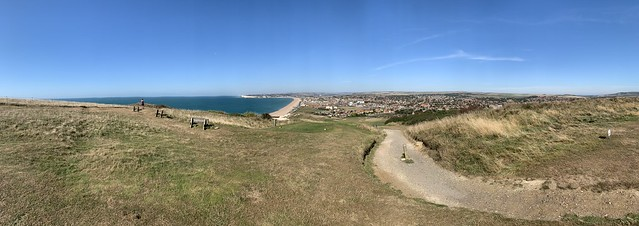 Photo:Seaford from Seaford Head By Nick Lansley