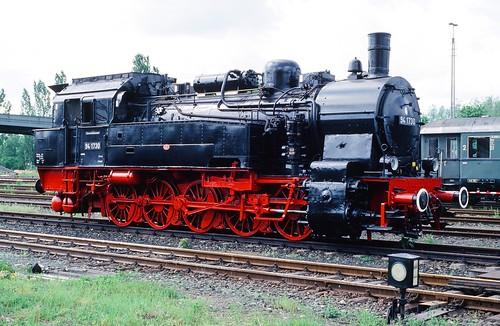 DB 94 1730 (Nachbau P.St.B. T 16.1; LHW 1924) DDM Neuenmarkt(Ofr.)