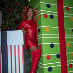 Honey in Santa Monica and Grove Xmas-352