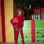 Honey in Santa Monica and Grove Xmas-328
